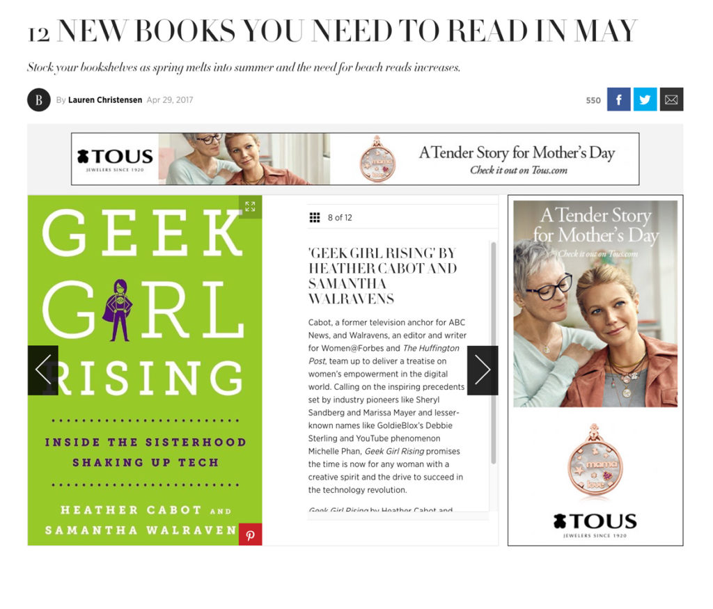 Harper's Bazaar 12 New Books You Need To Read In May