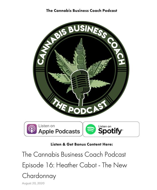 The Cannabis Business Coach Podcast